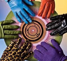 история перчатки